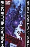 Harlan Ellisons Phoenix Without Ashes #4 Regular John K Snyder III Cover