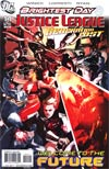Justice League Generation Lost #14 Cover A Regular Dustin Nguyen Cover (Brightest Day Tie-In)