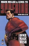 Superior #1 2nd Ptg Leinil Francis Yu Variant Cover