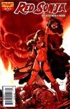 Red Sonja Vol 4 #53 Paul Renaud Cover
