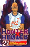 Hunter X Hunter Vol 27 TP