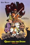 Bone Quest For The Spark Novel Book 1 HC
