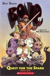 Bone Quest For The Spark Novel Book 1 TP
