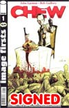 Image Firsts Chew #1 Cover C Signed By John Layman