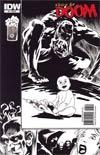Edge Of Doom #3 Incentive Kelley Jones Sketch Cover