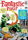 Fantastic Four Cover #1 Magnet (29904MV)