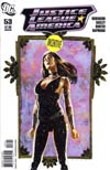 Justice League Of America Vol 2 #53 Incentive David Mack Variant Cover