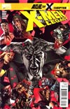 X-Men Legacy #247 Cover A Regular Mico Suayan Cover (Age Of X Part 5)