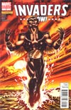 Invaders Now #5 Incentive Mike Grell Variant Cover