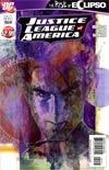 Justice League Of America Vol 2 #54 Incentive David Mack Variant Cover