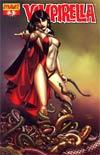 Vampirella Vol 4 #3 Regular Sean Chen Cover