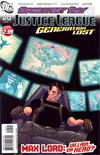 Justice League Generation Lost #20 Cover B Incentive Kevin Maguire Variant Cover (Brightest Day Tie-In)