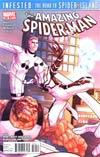 Amazing Spider-Man Vol 2 #660
