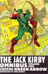 Jack Kirby Omnibus Vol 1 Starring Green Arrow HC