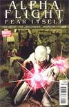 Alpha Flight Vol 4 #1 Cover A Regular Phil Jimenez Cover (Fear Itself Tie-In)