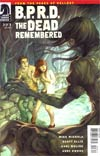 BPRD Dead Remembered #3
