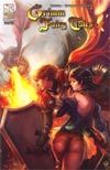 Grimm Fairy Tales #61 Cover A Fan Yang