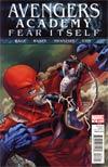 Avengers Academy #16 (Fear Itself Tie-In)
