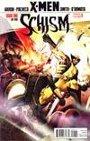 X-Men Schism #1 1st Ptg Regular Carlos Pacheco Cover