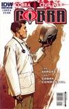 Cobra #1 Regular Cover A (Cobra Civil War Tie-In)