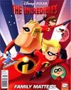 Disney Pixar Presents Incredibles Family Matters