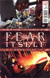 Fear Itself #5 Cover A 1st Ptg Regular Steve McNiven Cover