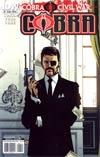 Cobra #4 Cvr B (Cobra Civil War Tie-In)
