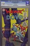 Hawk And The Dove #4 CGC 7.0