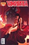 Vampirella Vol 4 #7 Regular Paul Renaud Cover