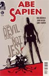 Abe Sapien Devil Does Not Jest #1 Cover A Regular Dave Johnson Cover