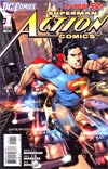 Action Comics Vol 2 #1 Cover A 1st Ptg Regular Rags Morales Cover