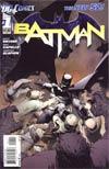 Batman Vol 2 #1 Cover A 1st Ptg Regular Greg Capullo Cover