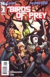 Birds Of Prey Vol 3 #1 1st Ptg