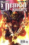 Demon Knights #1 Cover A 1st Ptg