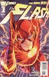Flash Vol 4 #1 1st Ptg Regular Francis Manapul Cover