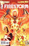 Fury Of Firestorm The Nuclear Men #1 1st Ptg