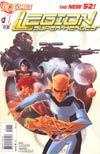 Legion Of Super-Heroes Vol 7 #1 1st Ptg