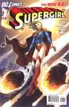 Supergirl Vol 6 #1 1st Ptg