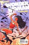 Wonder Woman Vol 4 #1 1st Ptg
