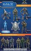Halo 10th Anniversary Halo 3 Cortana Action Figure Case