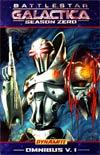Battlestar Galactica Season Zero Omnibus Vol 1 TP