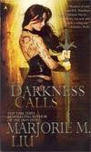 Darkness Calls Hunter Kiss Series #2 MMPB