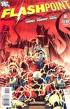Flashpoint #2 Cover D 2nd Ptg
