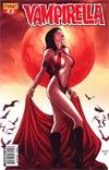 Vampirella Vol 4 #8 Cover B Regular Paul Renaud Cover