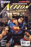 Action Comics Vol 2 #2 Cover A Regular Rags Morales Cover