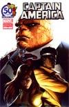 Captain America Vol 6 #4 Variant Fantastic Four 50th Anniversary Cover