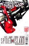 Amazing Spider-Man Vol 2 #667 Cover C Incentive Gabrielle Dell Otto Variant Cover (Spider-Island Tie-In)