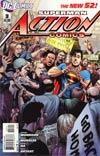 Action Comics Vol 2 #3 Cover A Regular Rags Morales Cover