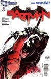 Batman Vol 2 #3 Cover A 1st Ptg Regular Greg Capullo Cover