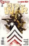 Men Of War Vol 2 #3